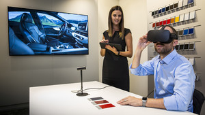 Audi lanza la tecnología de realidad virtual en sus concesionarios