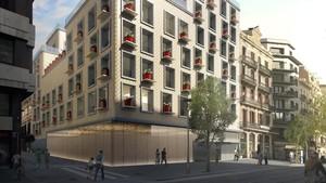 fcasals42060250 economia render de la fachada de la antigua sede de cdc180213171444