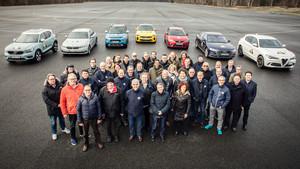Todos los jurados y los finalistas del Car Of The Year 2018
