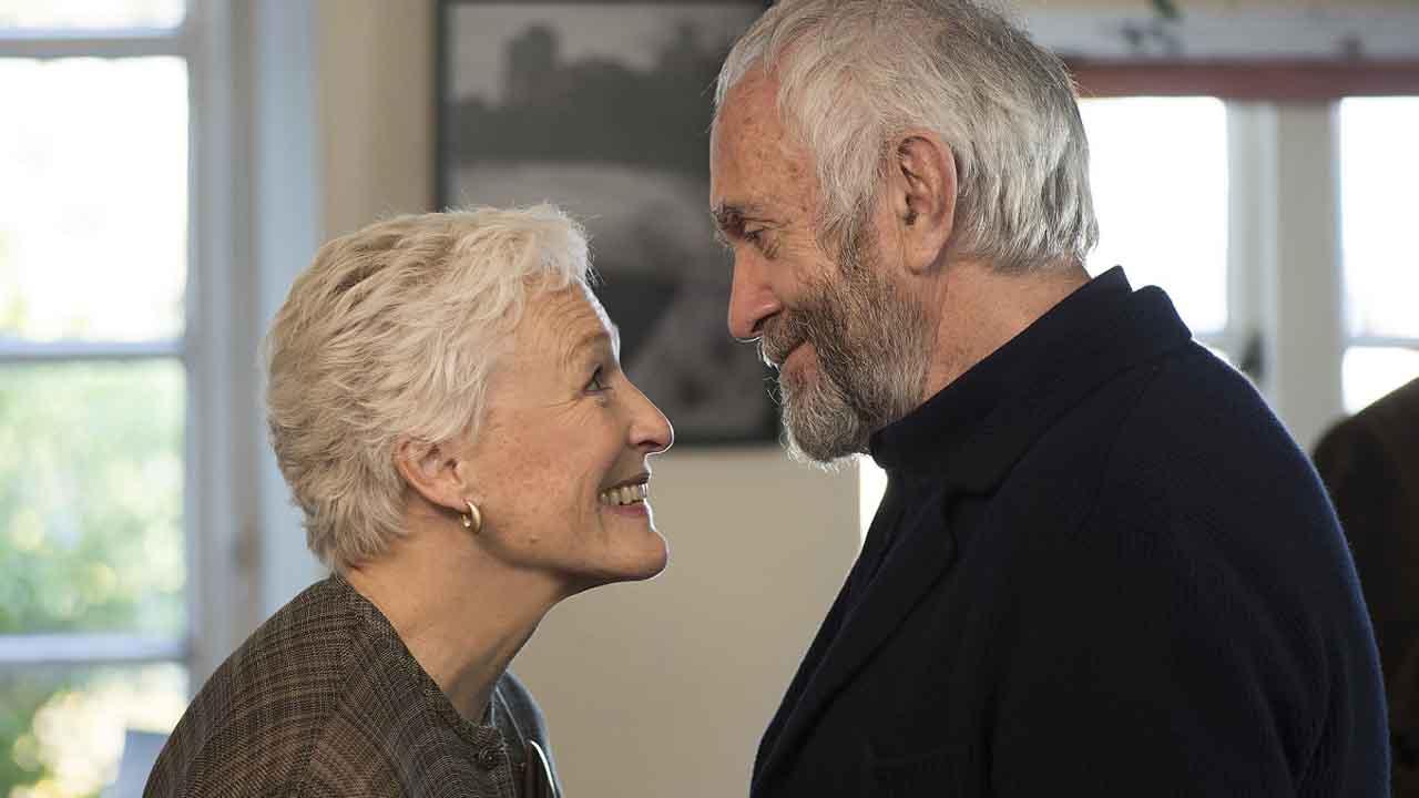 """Imagen de Glenn Close en """"La buena esposa"""""""