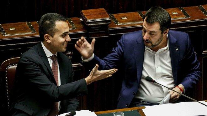 L'M5S salva Salvini d'anar a judici per