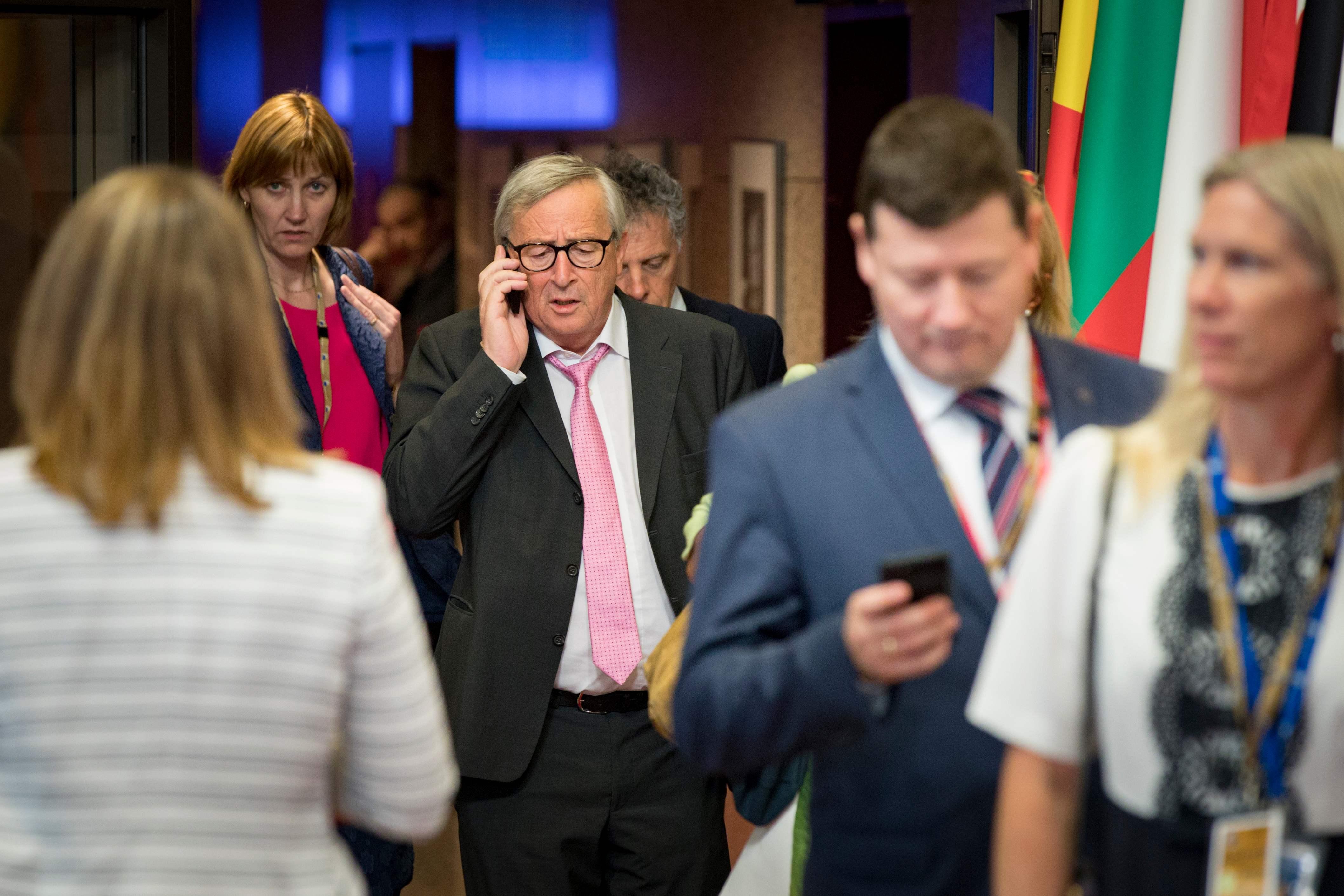 El choque en la UE bloquea la elección de los altos cargos