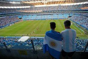 El primer encuentro de cuartos de final será este viernes 27 de junio.