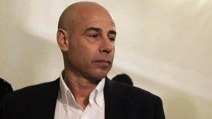 """Torres Baena, karateka i considerat """"depredador sexual"""" pels jutges, mostra ara penediment"""