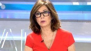 """Ana Rosa, tras el choque entre Montero y Olona: """"Si hacen prueba de nivel, la mitad del Parlamento queda vacío"""""""
