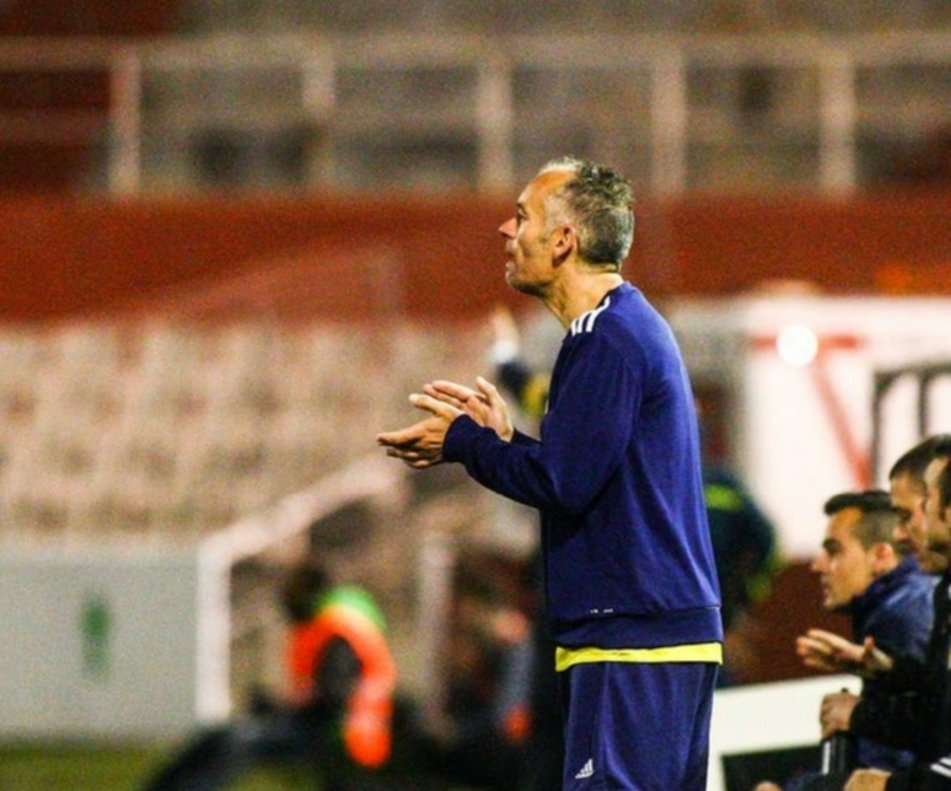 Jorge Sánchez, nou entrenador del Gavà