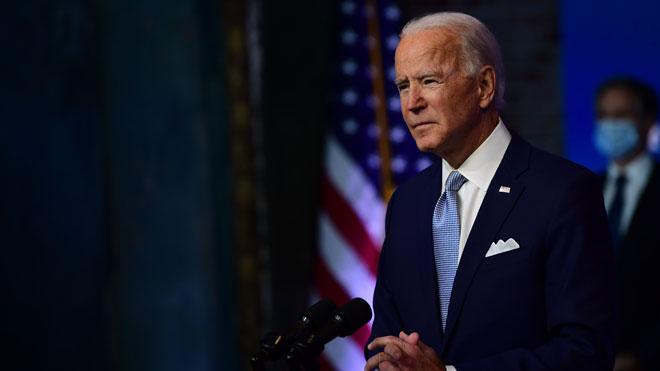 Biden asegura que Estados Unidos está de vuelta.