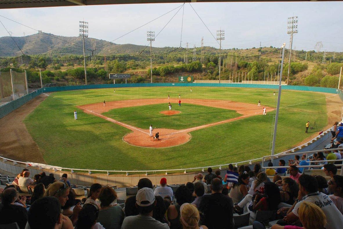 Campo de béisbol de Viladecans