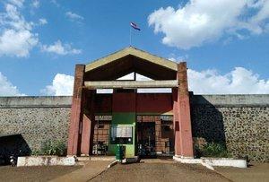 Centro de Rehabilitación Social (Cereso), ubicado en el departamento de Itapúa.
