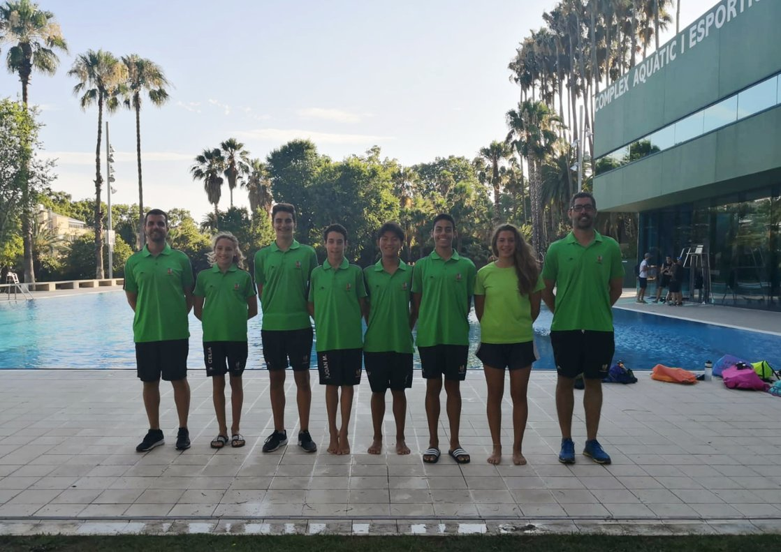 El CN Cornellà presenta sis nedadors en els campionats d'Espanya