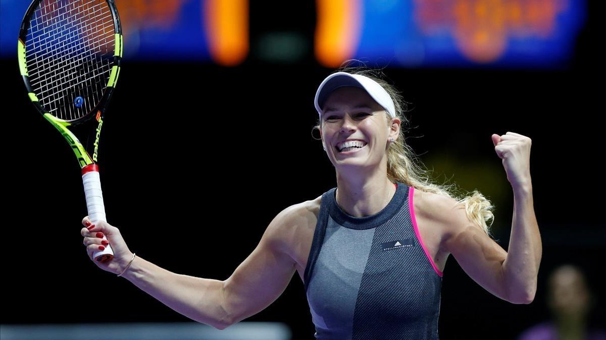 La danesa Wozniacki buscará su primer título en su segunda final.