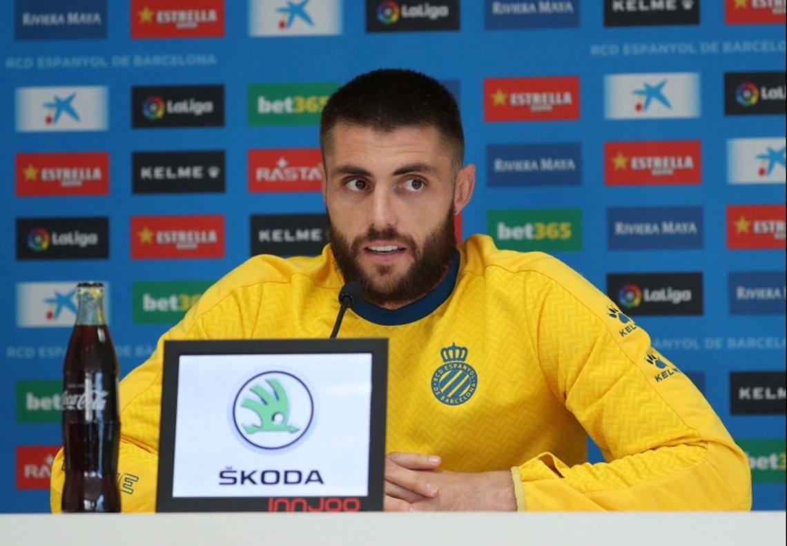 """David López: «He perdut la meva admiració i respecte per Stuani"""""""