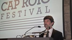 Juli Guiu, presidente de Ediciones Musicales Clippers, y director del Festival de Cap Roig.