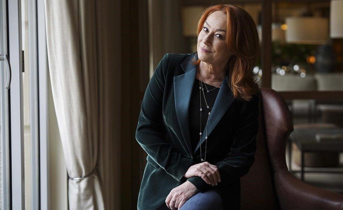 La directora Gracia Querejeta, fotografiada en Madrid
