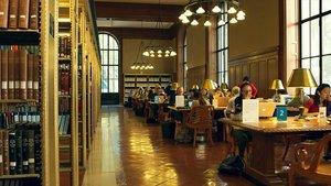 Imagen de la biblioteca de Nueva York que aparece en el documental 'Ex Libris'.