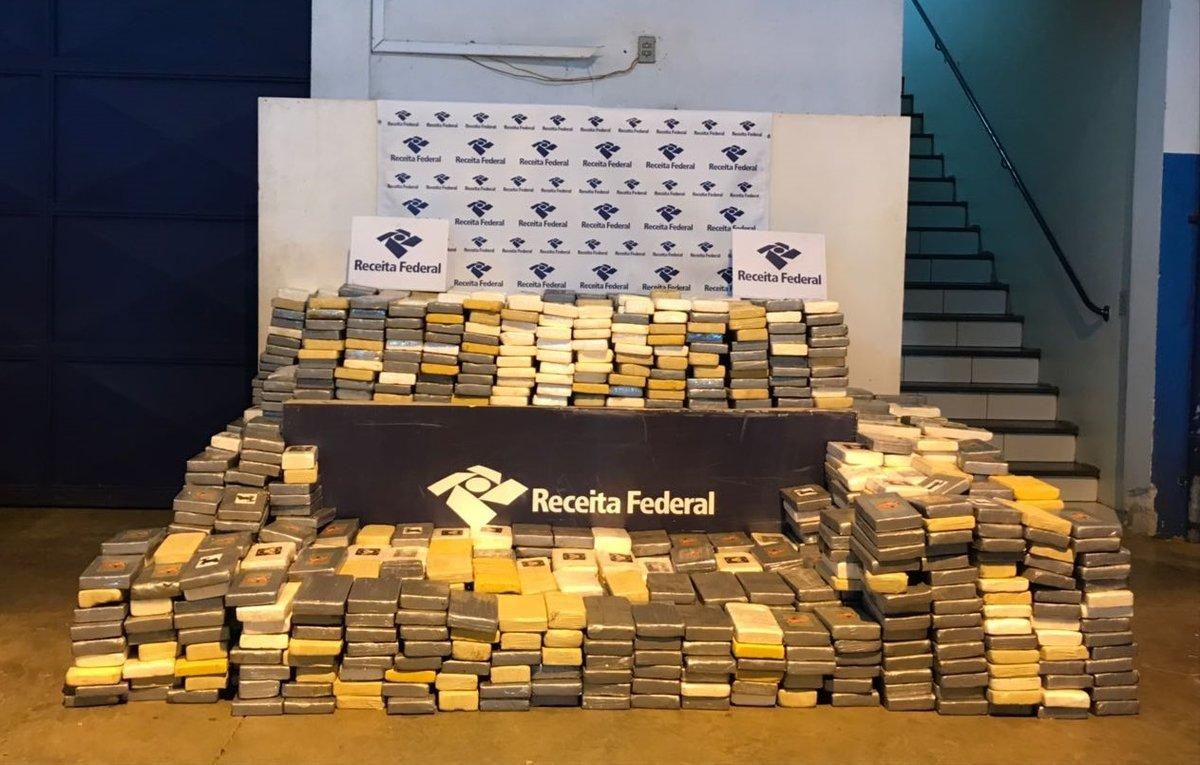 La cocaína se encontraba en el interior de un contenedor en el que había tres transformadores y cuyo destino final era el puerto de Las Palmas.