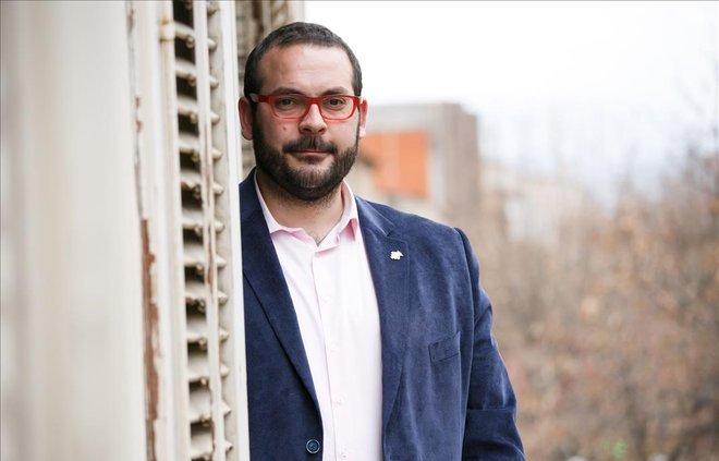 Entrevista a David Bote, alcalde de Mataró.