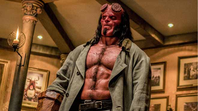 Estrenos de la semana: Tráiler de 'Hellboy' (2019)