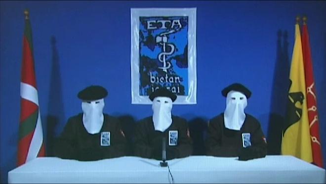 ETA anuncia su disolución en este comunicado.
