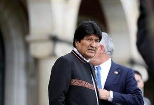 Morales abandonó Bolivia el pasado 11 de noviembre.