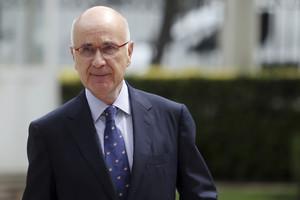 El exlíder de Unió Democràtica de Catalunya Josep Antoni Duran Lleida.