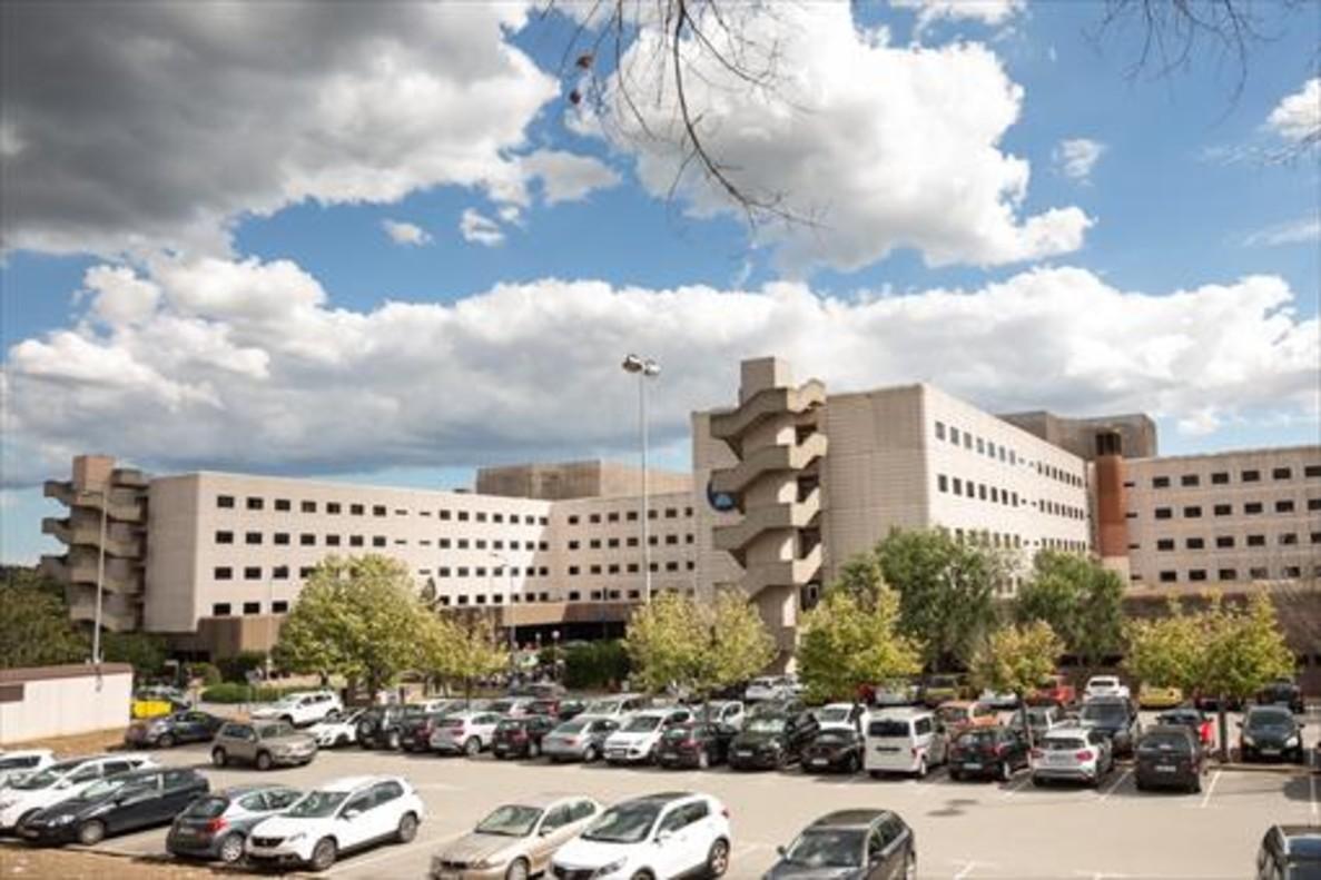 El Hospital General de Catalunya, situadoen Sant Cugat del Vallès.