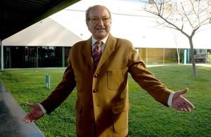 Antoni Miquel Cerveró, el que fuera catante de los Sirex, en el 2014.