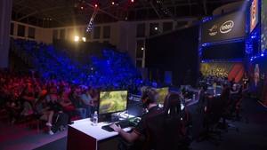 Feria Barcelona Games World, celebrada en la Fira de Montjuic el pasado mes de octubre.