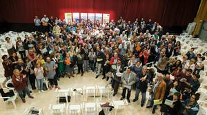 Sant Boi firma 186 convenis amb entitats locals per valor d'1,38 milions d'euros