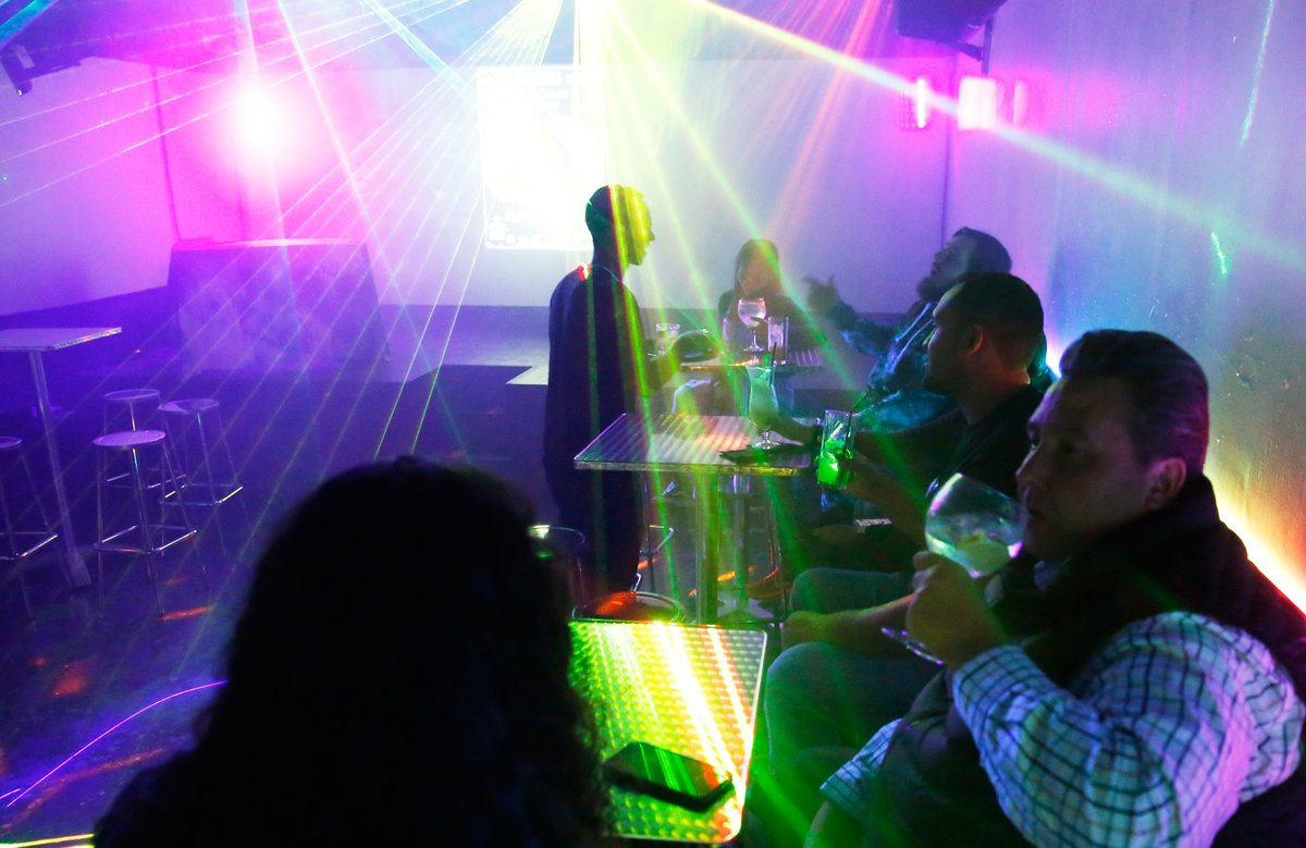 Green Gold Lounge: nuevos universos bailables