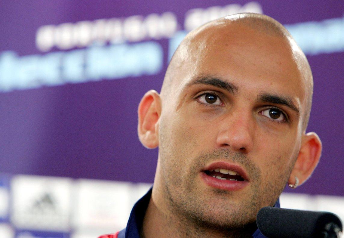 Raúl Bravo, ex del Real Madrid y detenido por un supuesto delito de amaño de partidos.