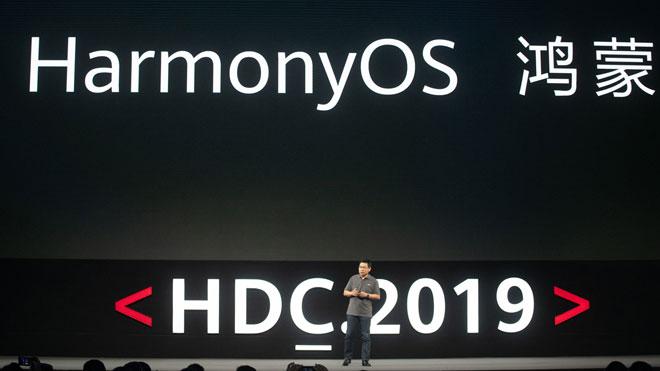 Huawei presenta el HarmonyOS, su propio sistema operativo.