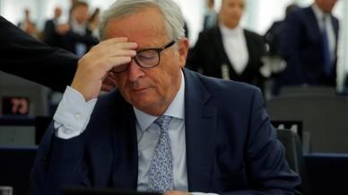 Juncker prepara el blindaje de Europa con una nueva policía de fronteras
