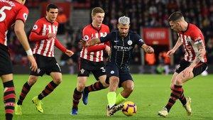 El Manchester City frena la seva caiguda abans de rebre el Liverpool