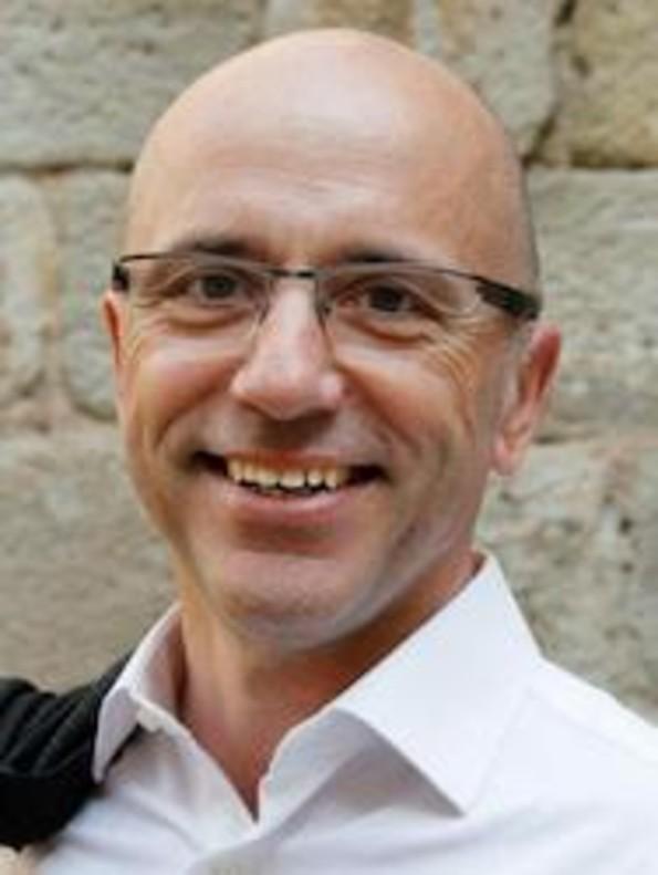 Joan Rabasseda, alcalde de Arenys de Munt.