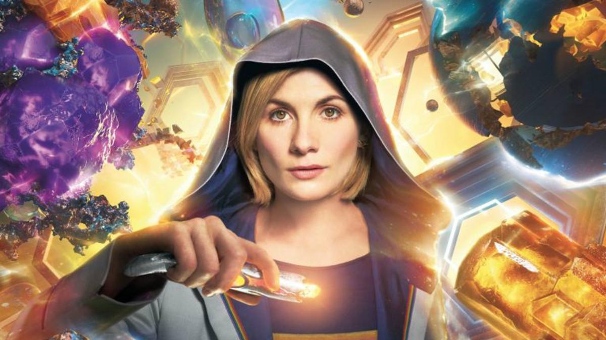 Jodie Whittaker da vida a la Doctora Who.