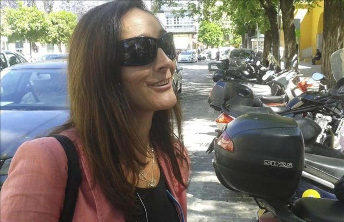 Lajueza de instrucción en el caso ERE,María Nuñez Bolaños.