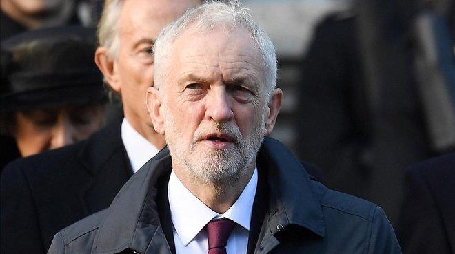 El líder del Partido Laborista, Jeremy Corbyn.