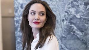 Angelina Jolie, el pasado septiembre.