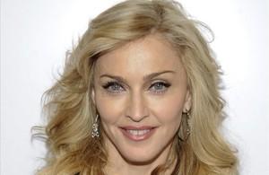 Una imagen de archivo de la cantante Madonna, de 57 años.
