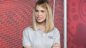 La reportera María Gómez.