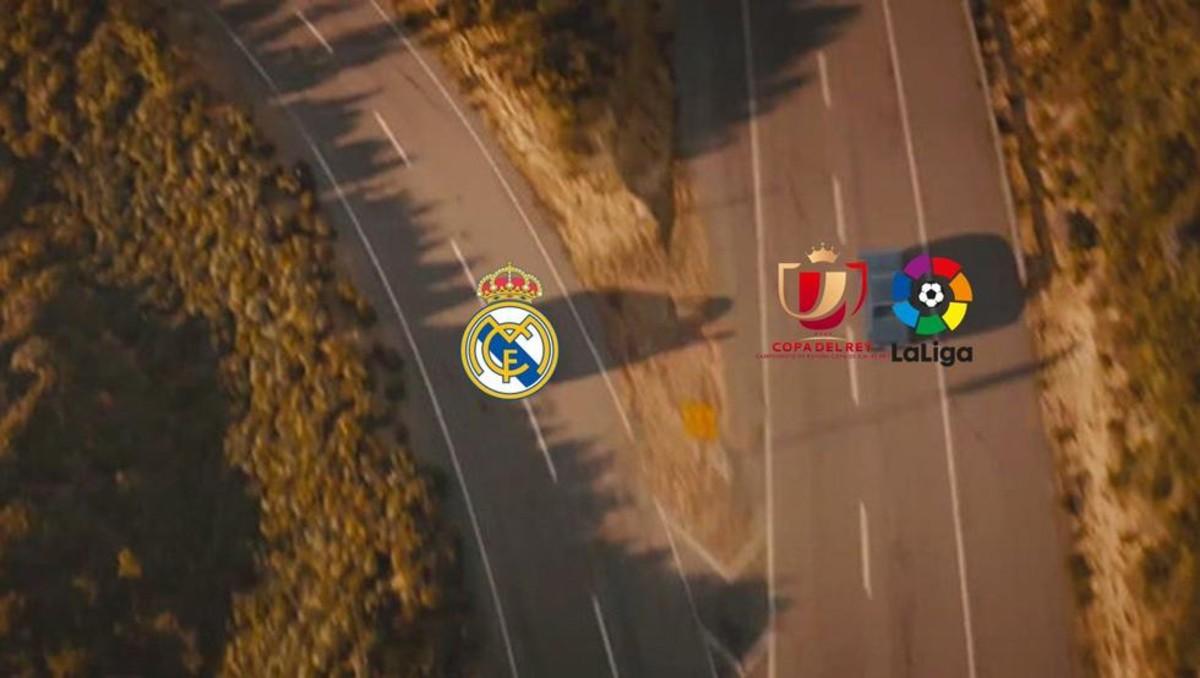 Meme sobre la situación del Real Madrid.