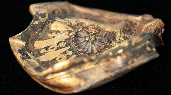 El Ministerio de Cultura muestra la cámara acorazada donde se guarda el tesoro del Odyssey.