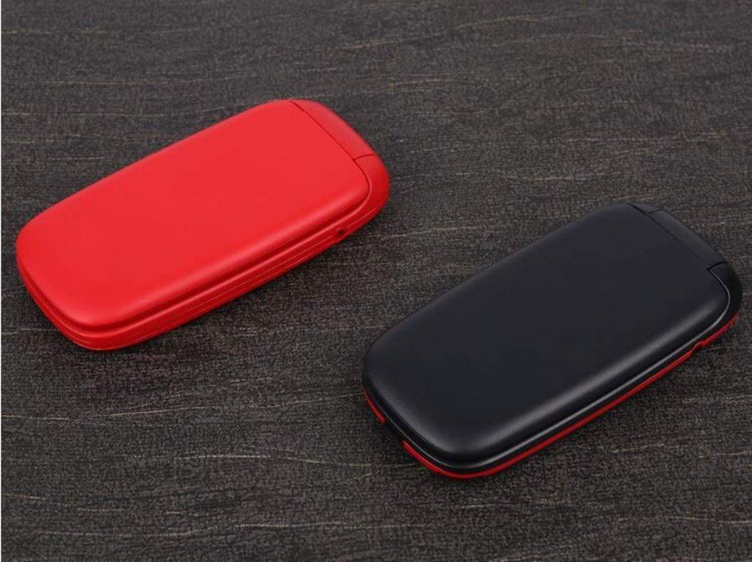 Los teléfonos móviles más pequeños y ligeros