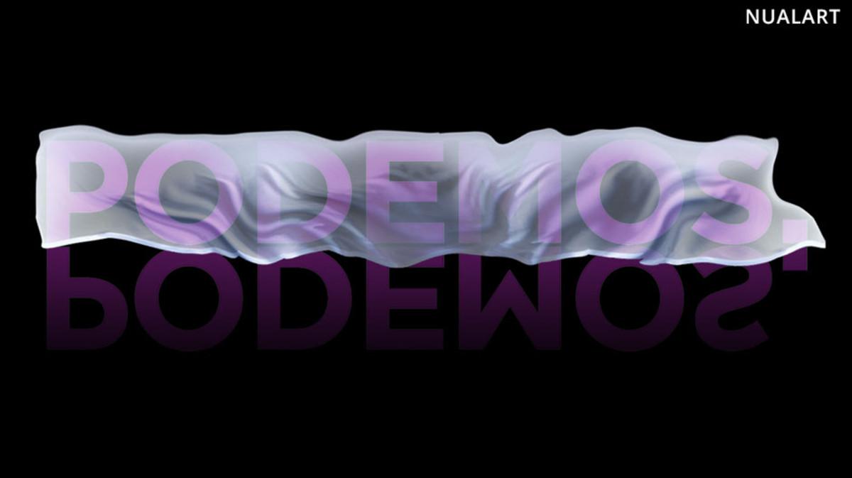 La marca electoral de Podemos