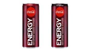 La nueva bebida Coca-Cola Energy.