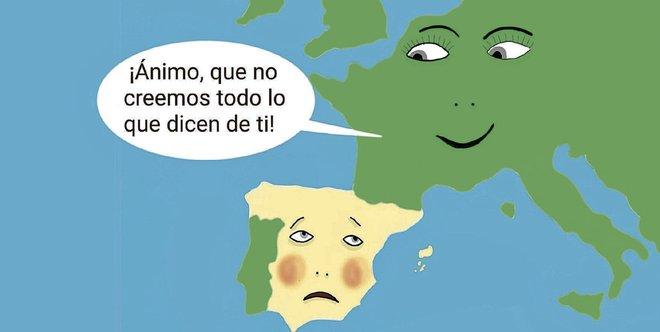 El humor gráfico de Juan Carlos Ortega del 19 de Febrero del 2019