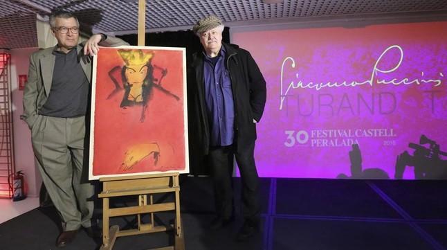 Peralada celebra con 'Turandot' el 30 aniversario del festival