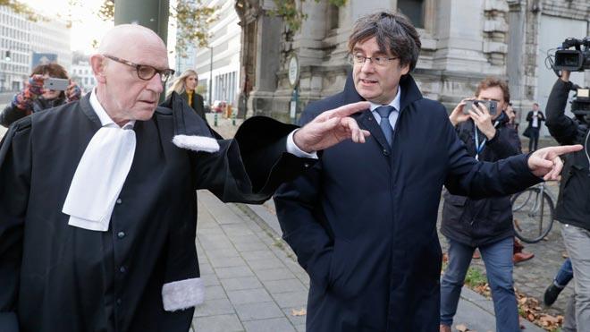 El jutge belga ajorna fins al 16-D la decisió sobre l'extradició de Puigdemont