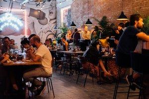 'El callejón', uno de los tres espacios de Anita Flow.